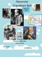 Alexander Grendham Bell by first grade's thumbnail