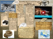 Canadian Beaver Fur Trade and History' thumbnail