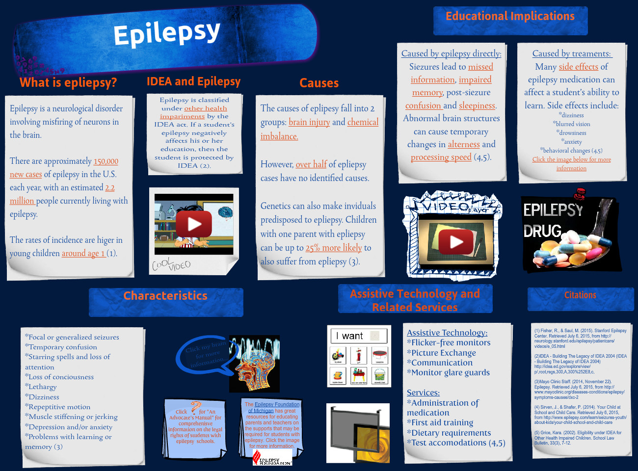 Epilepsy: brain, disorder, en, epilepsy, fitness, health, neurons