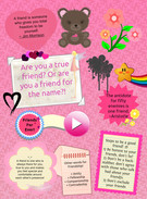 How to be a TRUE friend!'s thumbnail