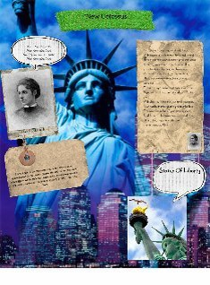 Statue of liberty poem