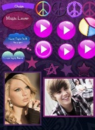 Taylor Swift and Justin Bieber's thumbnail