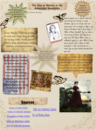 The Role of Women in the American Revolution' thumbnail