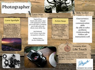 Photographer Carrer