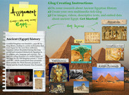 Egypt (Ancient History), Project Assigment' thumbnail