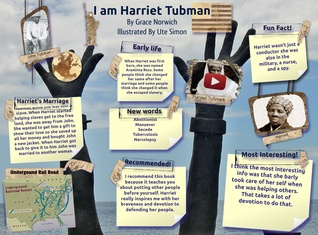I am Harriet Tubman