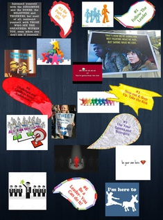 Personal Leadership Collage