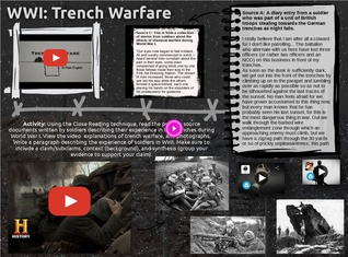 WWI:Trench Warfare