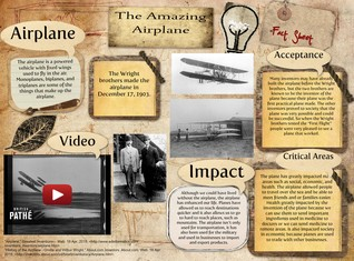 The Amazing Airplane