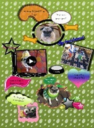 Bogart the Puggie and his Pug Pal Emmit's thumbnail