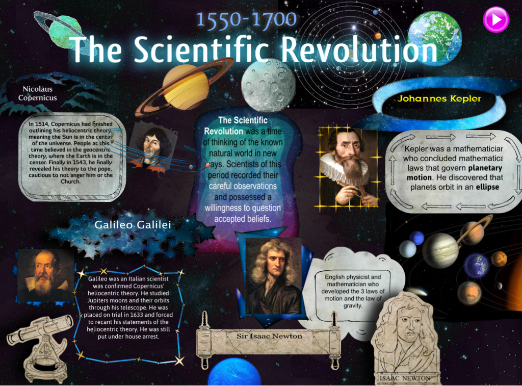 The Scientific Revolution