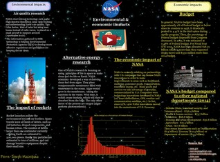 NASA: Environmental & economic impacts