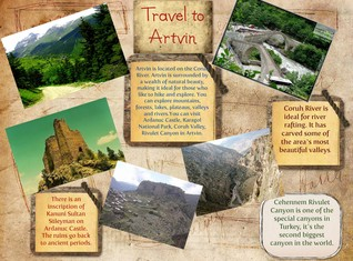 Travel to Artvin