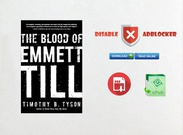 Download for free The Blood of Emmett Till by Timothy B. Tyson PDF ePub mobi ebook's thumbnail