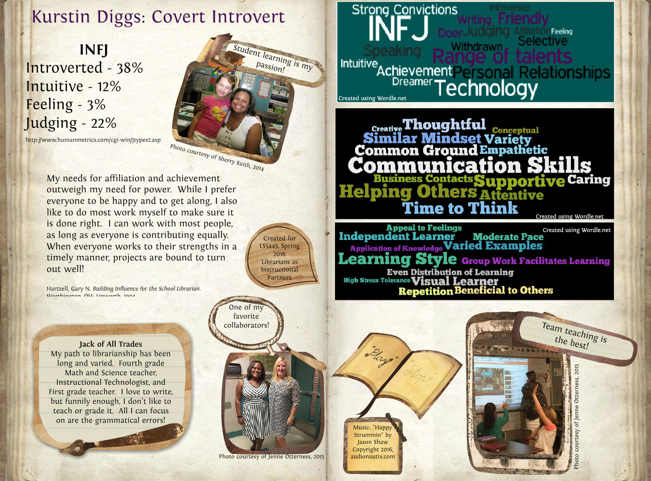 Diggs: Covert Introvert