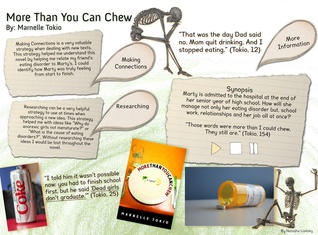 [2015] Natasha Lisitsky: More Than You Can Chew by Marnelle Tokio