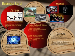 POHS Business Card