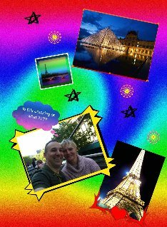 Jo and Steve in Paris