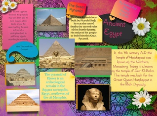 Project For World History, Ancient Egyptian Monuments