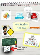 New Teacher Note Pad's thumbnail