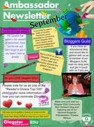 Ambassador Newsletter September's thumbnail