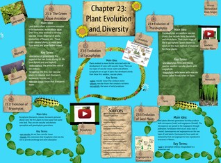 Chapter 23: Plant Evolution and Diversity
