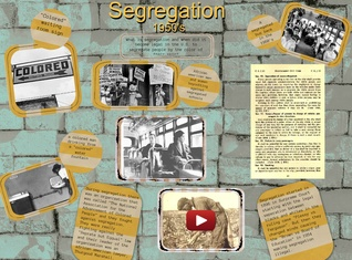 Segregation The 1950s