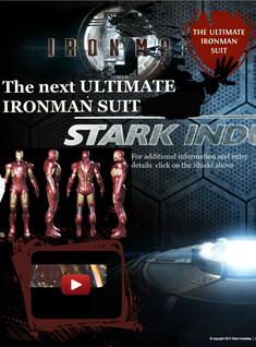 The Ultimate Ironman suit
