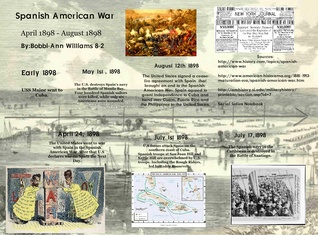 [2015] Bobbi-Ann Williams (8-2): Spanish American War